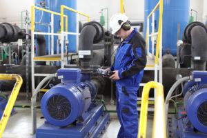 Análise de vibrações em motores elétricos