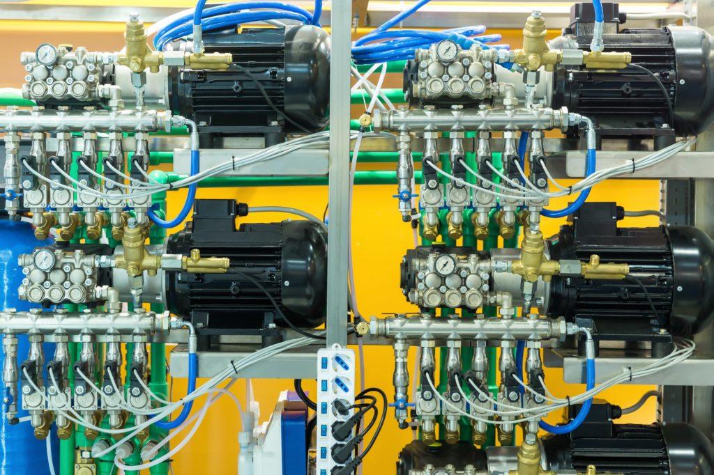 línea de aire, compresores para instrumento neumática