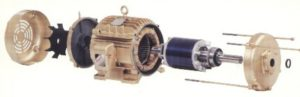 Course diagnostic electric motors