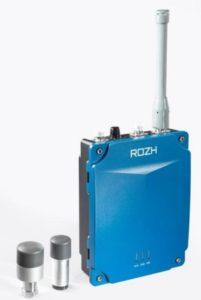 medição de vibrações wireless o monitor