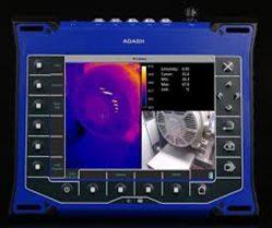Integração de vibrações e termografia em rotina