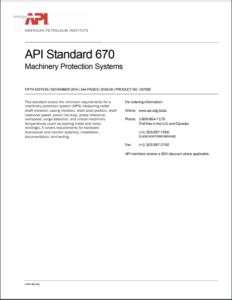 norma API670