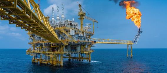 API 670 plataforma de petroleo