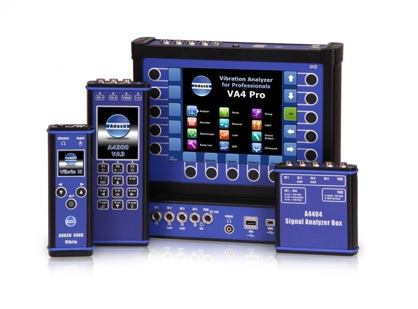 Sistemas permanentes de monitorização de vibrações figura 5